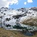 Sehr schön liegt der Lej Languard auf knapp 2600m Höhe.