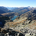 Blick zum Lago di Monte Spluga