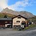 Berghaus Alpenrösli mit Sulzfluh