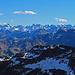 die Aussicht vom Gipfel der Wiss Platte, Fluchthorn<br />