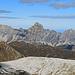 die Aussicht vom Gipfel der Wiss Platte, Zimba<br />