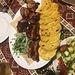 ... noch ein Festmahl in Yerevan