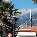 Im kleinen Städtchen Litochoro (293m), das als Ausgangspunkt für Olymp-Besteigungen von Osten aus bestens geeignet ist.