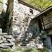 Das einzige erhaltene Haus von Gred.