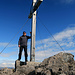 Gipfelfreude auf dem Schillerkopf