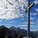Gipfelkreuz auf dem Schillerkopf