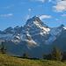der Zimba, ein schöner Berg.