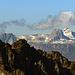 noch ein Blick über die Hohen Köpfe hinweg zum Alpstein