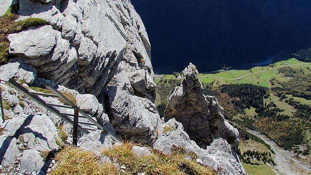 Klettersteig Tälli : Tälli klettersteig 2400m u2013 tourenberichte und fotos [hikr.org]
