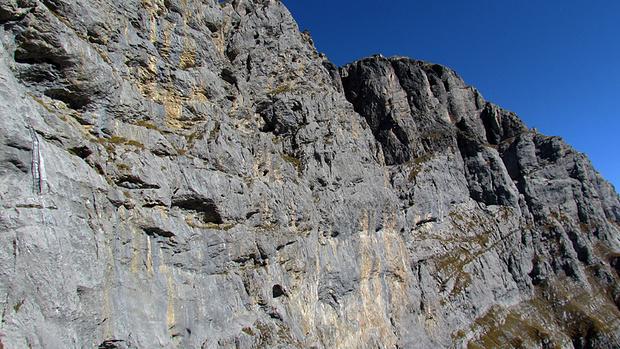 Klettersteig Wimmis : Haldi uri klettersteig bälmeten