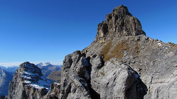 Klettersteig Tälli : Die schönsten klettersteige in gadmen