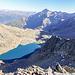 Blick vom Mognoi auf 2651m