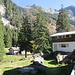 Capanna Righetti-Fibbioli ... vista sulla Capanna Miralago