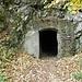 der Messerschmidt-Tunnel- 150m lang und begehbar. In diesem Hügel wurden im 2.Weltkrieg Flugzeugteile hergestellt.