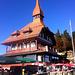 Resto du Harderkulm. Plus que 800m de descente jusqu'à la gare d'Interlaken !