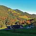 Beim Waldgasthaus Lehmen, nähe Weissbad, um 11.00 Uhr beginnt meine Wanderung, - ein wenig spät für meine Vorhaben.