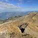 Panoramasicht vom Gipfel.