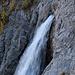 Der Ursprung des unteren Wasserfalles.