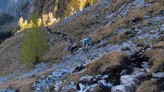 Klettersteig Engstligenalp : Chäligang klettersteig m u tourenberichte und fotos hikr