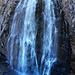 Der Wasserfall ist riesig und wunderschön!
