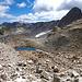 Namenloser See auf 2730m.