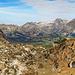 Aussicht vom Sattel zum Alpstein