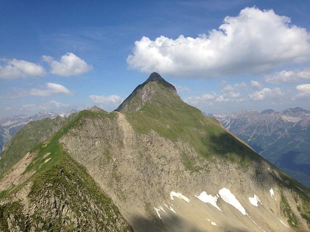 Ein schöner Berg