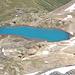 Lej Grand, einer der Seen auf Plaun dals Lejs.