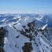 Blick nach Süden über Val Bavona hinaus