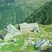 Alpe Cornavosa (das Rifugio ist noch im Bau)