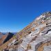 Bald auf dem Gipfel der Cima dell'Uomo