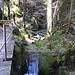 Kleiner Wasserfall im Edelfrauengrab