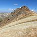 Der Gipfel, noch ein paar Schritten.