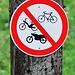 Darunter fallen auch E-Bikes!