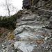 Stufen aus Stein