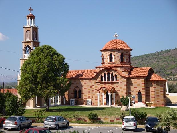 Kirche von Pilonas