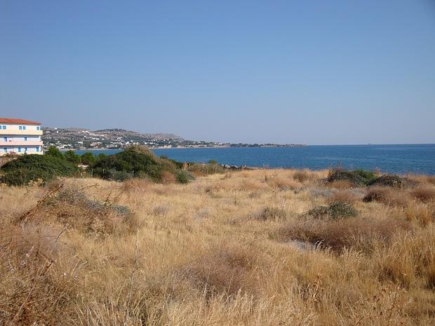 Küste bei Pefki