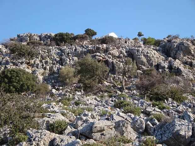 typisch mediterranes Gelände