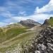 Ab Carnusaspass, Blick nach Norden.