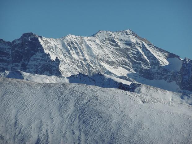 Sagwandspitze u. Hohe Wand im Zoom