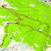 <b>Tracciato GPS Capanna Zemblasca.</b>