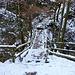 die Naturbrücke beim Räbloch