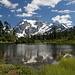 Picture Lake e Mt. Shuksan