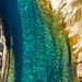Tiefblick von der Ponte dei Salti
