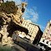 Auf dem Piazza Barberine steht der von Bernini errichtete Trionenbrunnen. Dank des Hotels kann man sich wenigstens den Namen des Künstlers merken.