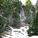 Anstieg nach Oberpfyfferswald