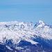 Zoom zum Rhônegletscher, Dammastock, Galenstock