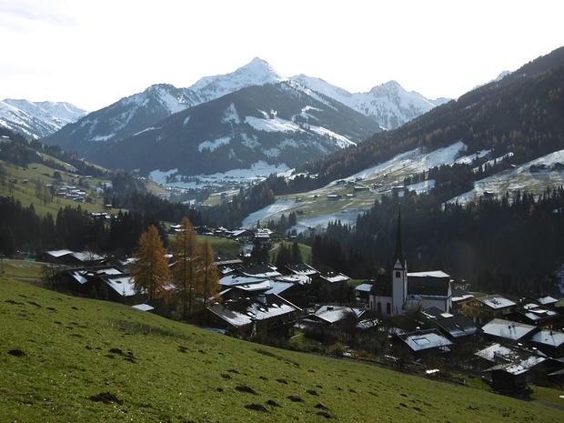 Rückblick nach Alpbach