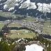 Tiefblick nach Alpbach
