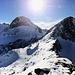Rückblick vom Rottällihorn zum zuvor bestiegenen Stellibodenhorn.